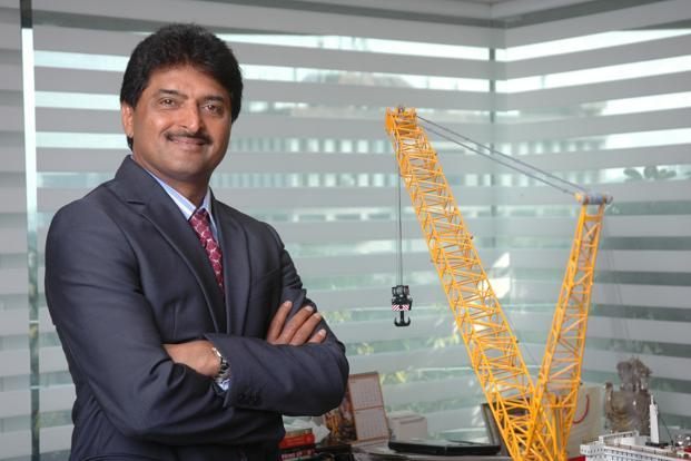 Logistics will play an important role in Make in India: Allcargo's Shashi Kiran Shetty