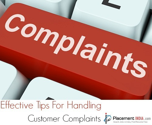 Effective Tips For Handling Customer Complaints